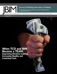(JBIM) - Spring 2012 - The Whole Building Design Guide
