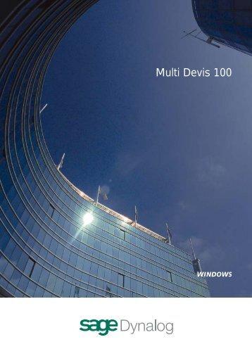 Multi Devis 100 - Ameos