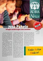 7150 Pakete - ADRA Österreich