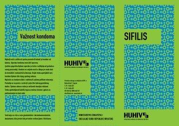 Letak SIFILIS - HUHIV-a