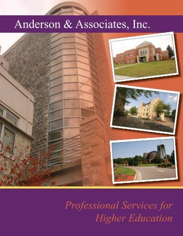 Focused on Service, Focused on You - Anderson & Associates, Inc.