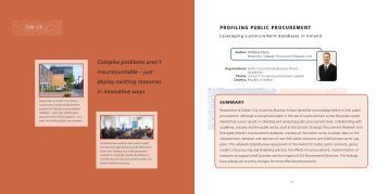 World Bank Innovation Challenge(PDF) - Winning in Tendering