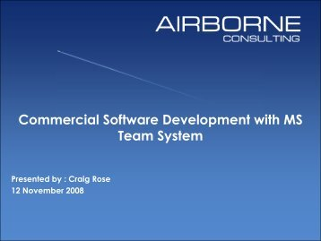 Planning Poker - Airborne Consulting