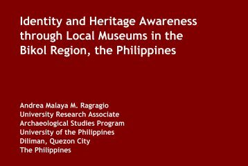 Andrea Ragragio_Identity and Heritage Awareness.pdf - Forum for ...