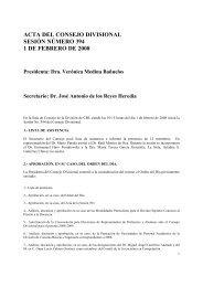 Acta 394 1 de Febrero 2008 - CBI - UAM