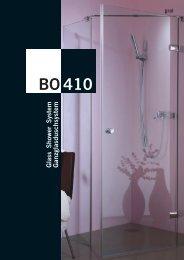 System BO 410 - Sinai