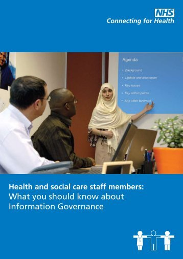 What you should know about Information Governance 2010 - NHS ...