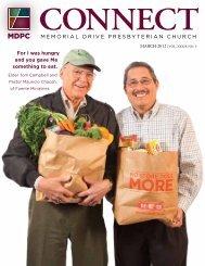 March - Memorial Drive Presbyterian Church