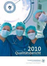 Qualitätsbericht 2010 - KTQ