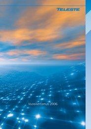 Vuosikertomus 2006 - Teleste