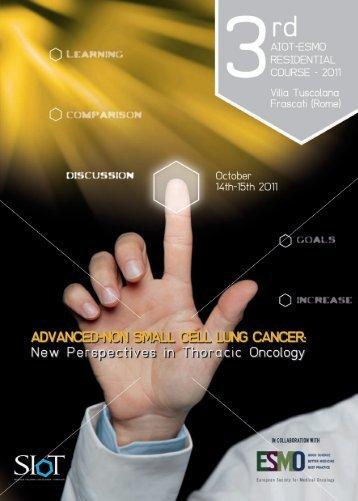 Final Programme - Associazione Italiana Oncologia Toracica