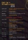 Final Programme - Associazione Italiana Oncologia Toracica - Page 4