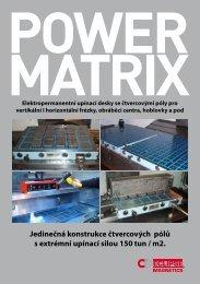 Jedinečná konstrukce čtvercových pólů s ... - Eclipse Magnetics