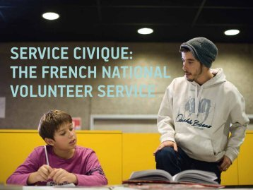 Service civique: the french national volunteer Service