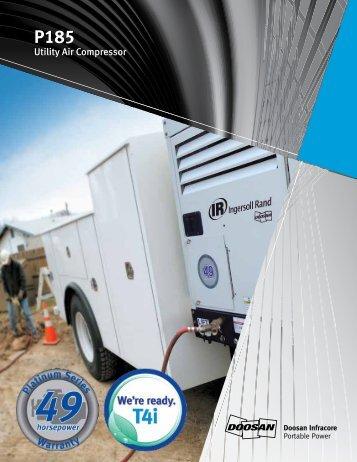 Utility Air Compressor - Doosan BobCat Chile