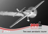 Download Brochure - Extra Aircraft