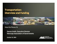 Transportation: Overview and Funding - The Greater Austin ...