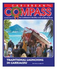 TRADITIONAL LAUNCHINg - Caribbean Compass