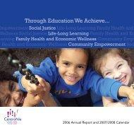2006 Annual Report - Centronia