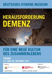 Download Programm-Flyer - Aktion Demenz