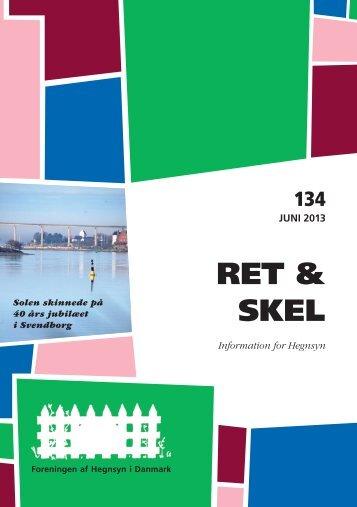 Jun. 134 - Foreningen af Hegnsyn i Danmark