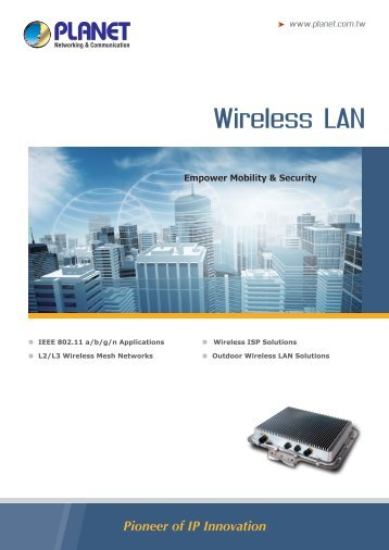 Wireless LAN - Cartronic Group