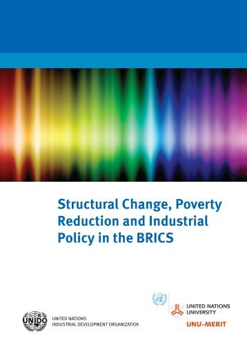 Structural Change... in the BRICS - UNIDO Institute for Capacity ...