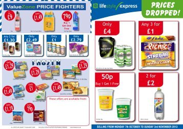 Offer Leaflet