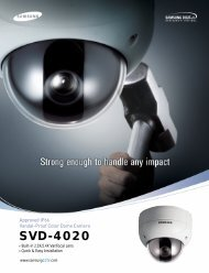 SVD-4020 - SamsungNAC.co.za