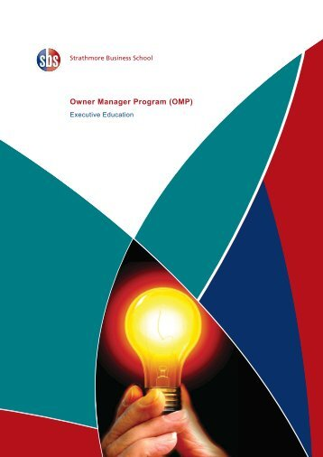 OMP Brochure - Strathmore Business School