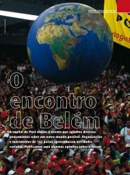 A capital do Pará sediou o evento que aglutina diversos ...