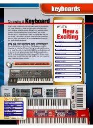 Keyboard - medialink - Sweetwater.com