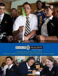 Bishop Maginn High School