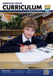 Junior School Curriculum Handbook - Gordonstoun