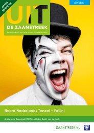 Noord Nederlands Toneel - Fellini - Zaanstreek.nl