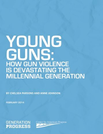 CAP-Youth-Gun-Violence-report