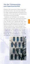 Blick ins Buch - Verlag Regionalkultur