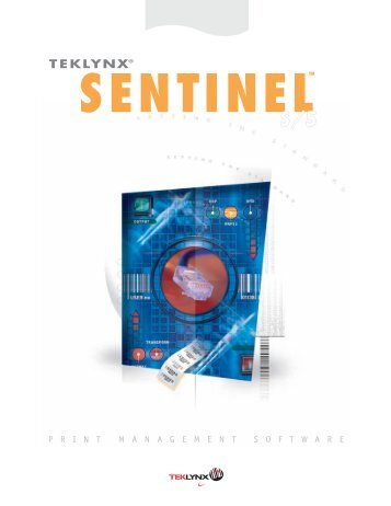 Sentinel S/5 Brochure - Mobile ID Solutions