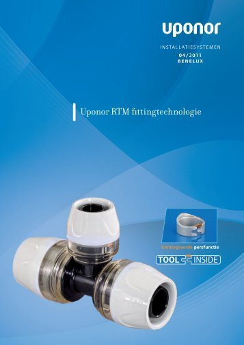 Uponor RTM fittingtechnologie - Nathan Import/Export