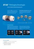 Uponor RTM fittingtechnologie - Nathan Import/Export - Page 2
