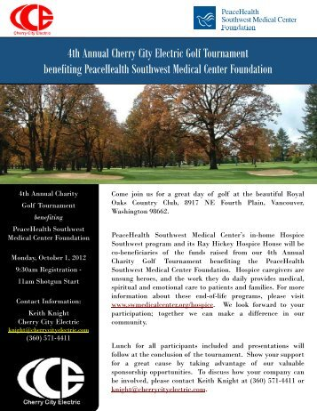 Sponsorship Information and Registration Form (PDF) - Cherry City ...