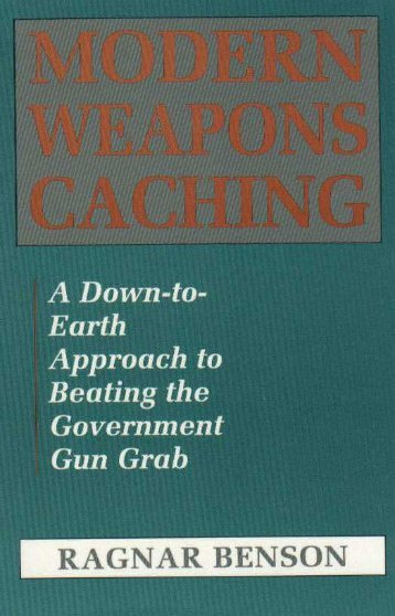 Weapons Caching - Armageddon Online