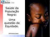 Saúde da População Negra.pdf - Sesab