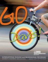 Download Our Brochure - UC Davis Extension