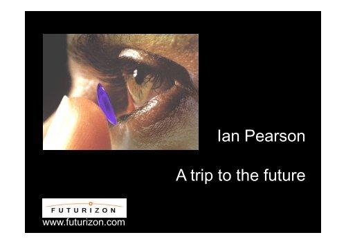 madrid Ian Pearson - OPTI