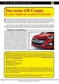 Das neue i30 Coupe von Hyundai unter www.hyundai.at. - Page 2