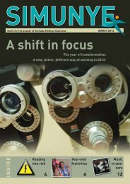 A shift in focus - Words' Worth