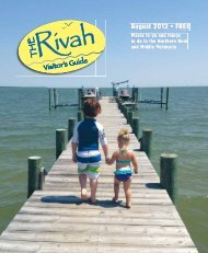 August 2012 Rivah Guide - The Rappahannock Record