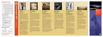print program 2007 - Texas Photographic Society