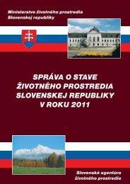 2011 Mestské a vidiecke ŽP
